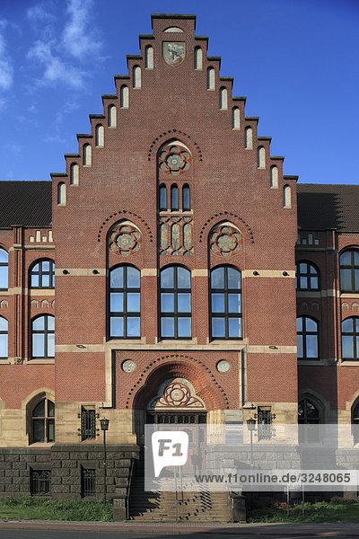 Verwaltungsgebäude in Duisburg  Deutschland Verwaltungsgebäude in Duisburg, Deutschland