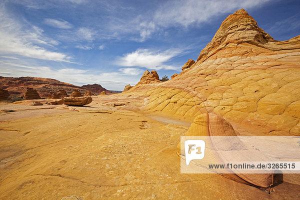 USA  Utah  South Coyote Buttes  Paria Canyon  Felsformationen