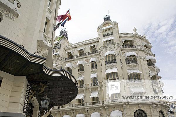 Hotel in der Stadt  Westin Palace Hotel  Hotel Westin Palace  Madrid  Spanien