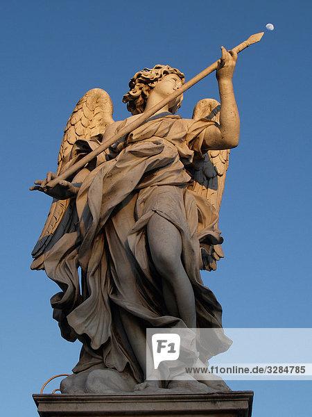 Engel  Engelsbrücke  Rom  Italien