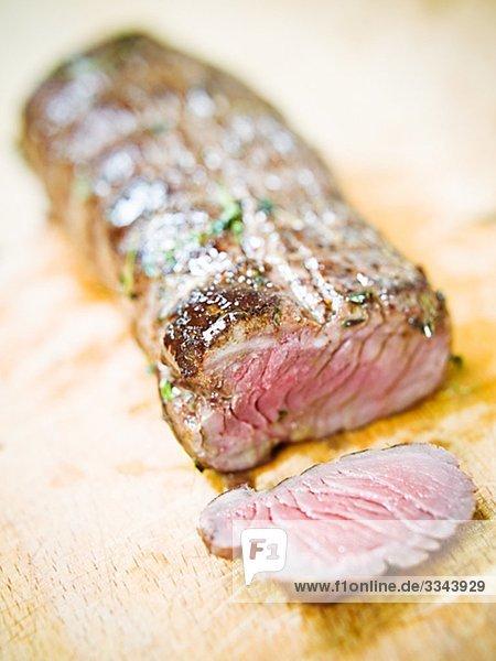 Ein Filet vom Schwein  Schweden.