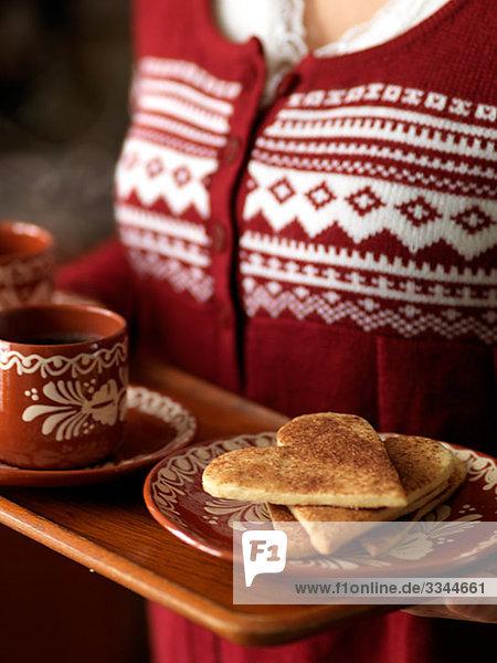 Zimt Cookies  Schweden.