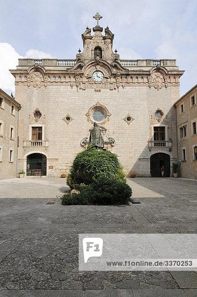 Kloster Lluc  Mallorca  Spanien  Europa
