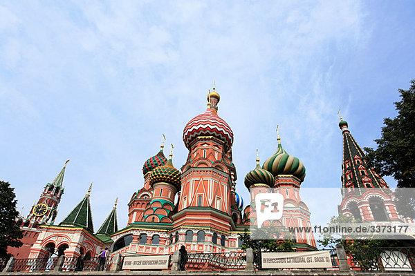 St. Basilius Kathedrale Moskau