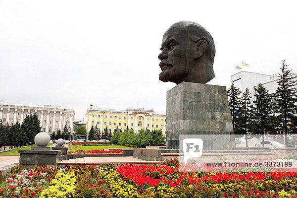 Lenin-Denkmal ulan ude