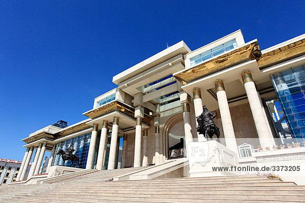 Ulannbaatar Regierungspalast