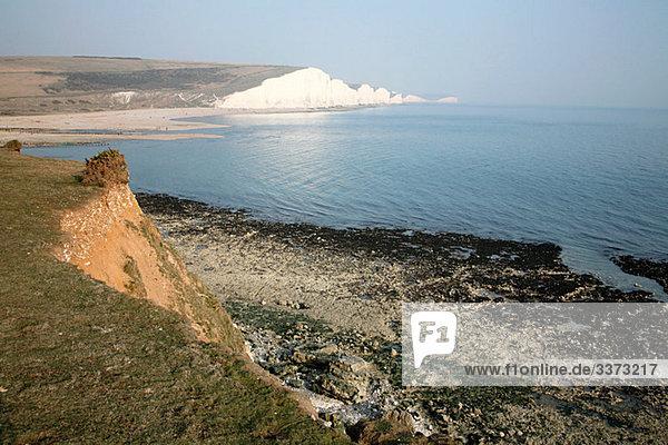 Sussex-Küste