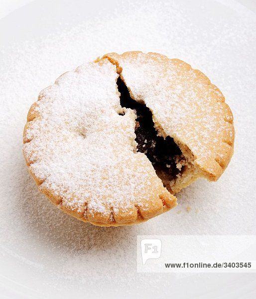 Mince Pie  Traditional Christmas Food
