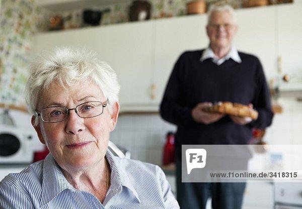 Senioren zu Hause