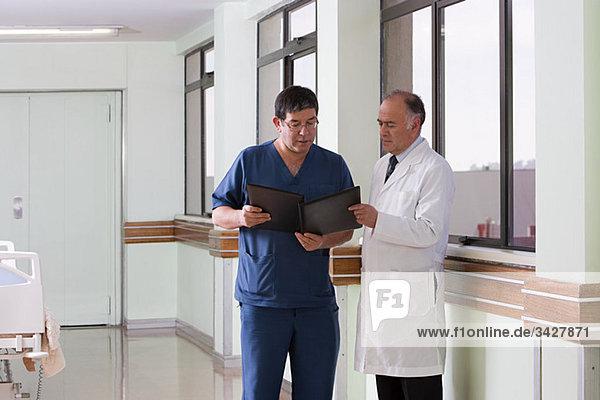 Arzt und Chirurgen-Datei
