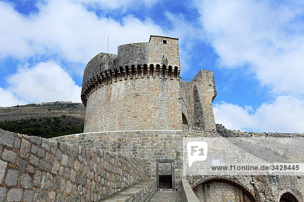 Minceta-Turm in der Festung Dubrovnik