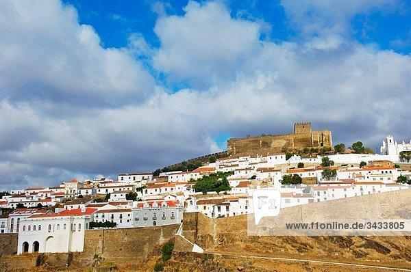 Mertola Castle  Baixo Alentejo  Portugal