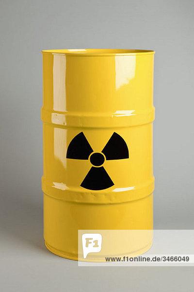 Radioaktiver Lauf