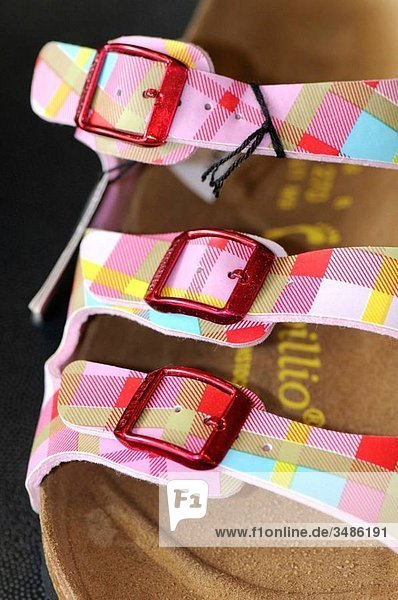Sandal. Berlin  Germany