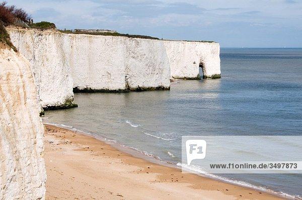 Europe  UK  England  Kent - Kingsgate Bay on the North Foreland