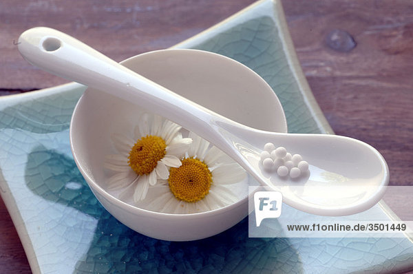 Homöopathie - Globuli