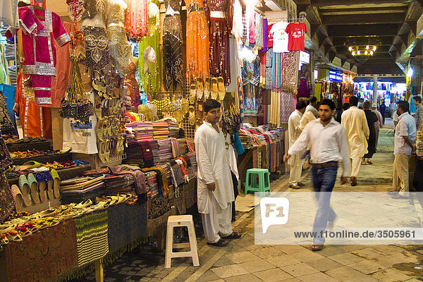 Der Souk  Muscat  Oman