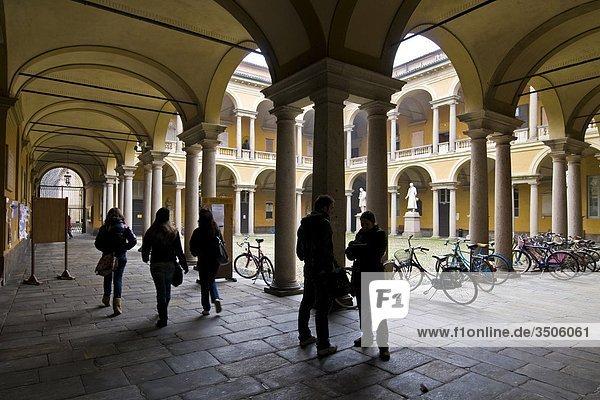 Italien Lombardei Pavia