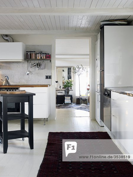 Zimmer Eingang Küche