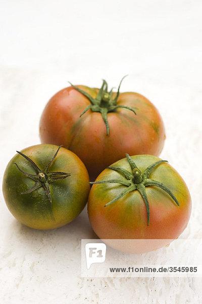 Reifende Tomaten