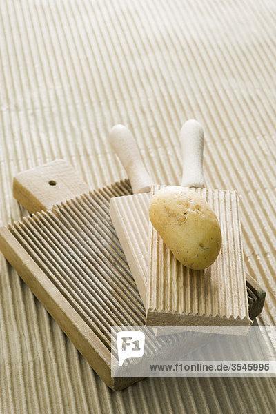 Kartoffel- und Gnocchi-Bretter