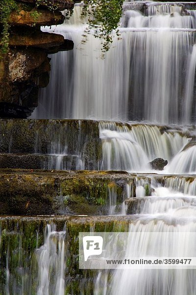 Cotter Force Wensleydale Yorkshire Dales National Park England
