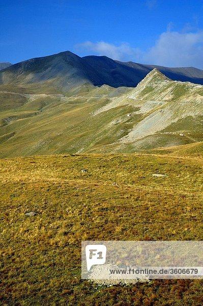 Alpen - Europe - Mercantour - 06 - Frankreich - Alpes Maritimes PACA - Parc National du Mercantour - 06 Alpes-Maritimes