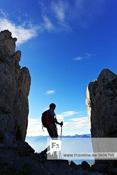 Alpen - Europa - 05 Hautes Alpes - Frankreich - Ecrins - PACA - Massiv des Ecrins - Parc National des Ecrins - 05 Hautes-Alpes - Aiguilles de Chabrieres