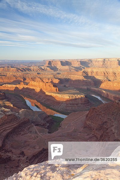 Colorado River und Dead Horse Point State Park  Utah  USA