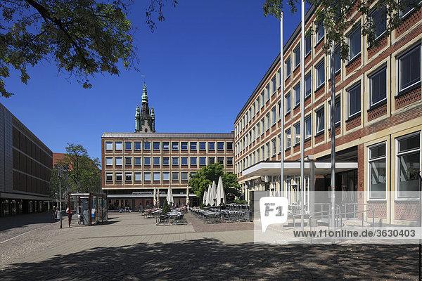 Rathaus  Münster  Deutschland