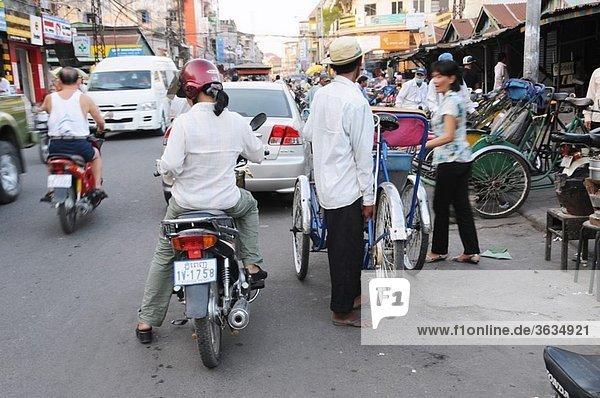 Motorrad  Fahrrad  Rad