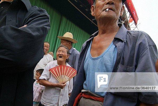 Jinci  Yuci district  Shanxi province  China