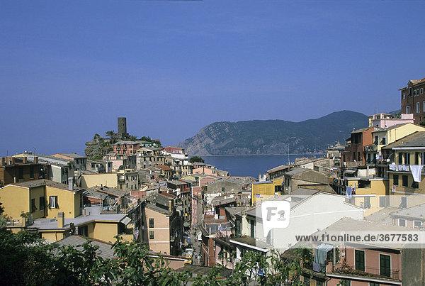 Ligurien Cinque Terre Vernazza