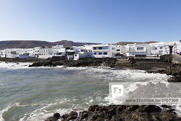 Arrieta  Lanzarote  Kanaren  Kanarische Inseln  Spanien  Europa