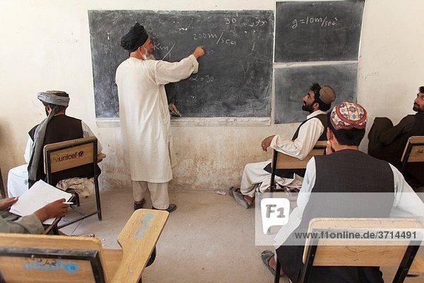 secondary school in Afghanistan