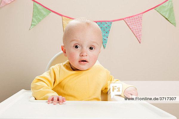 Baby Junge  Portrait