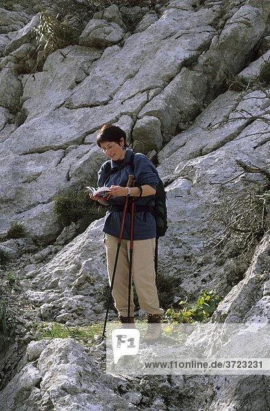 Mallorca - Wandern in der Serra de Tramuntana - Serra d'es Puig d'es Moix