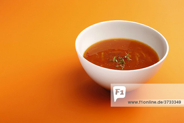 Tomaten-Suppe