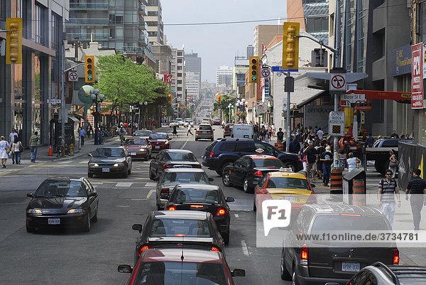 Downtown Toronto  Kanada