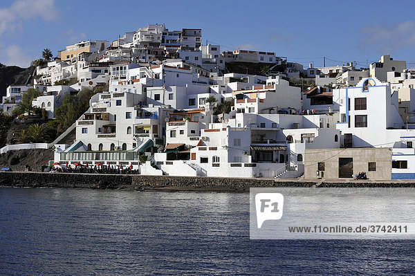 Las Playitas  Fuerteventura  Spanien  Europa