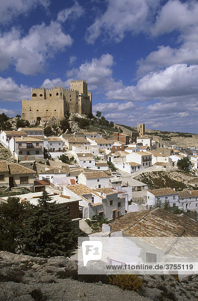 VÈlez Blanco  Sierra de Maria  Almeria  Andalusia  Spain