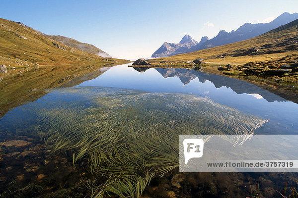 Scheidseen  Galtür  Tirol  Österreich  Europa