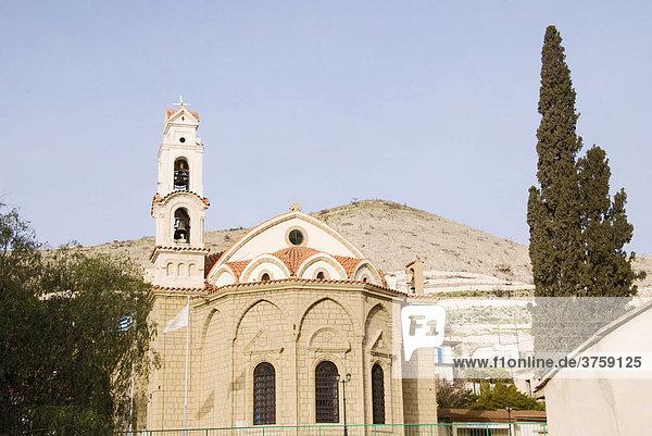 Griechisch orthodoxe Kirche  Kalavasos  Zypern