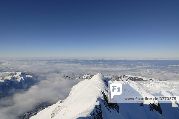 Das Alpsteingebirge - Schweiz  Europa.