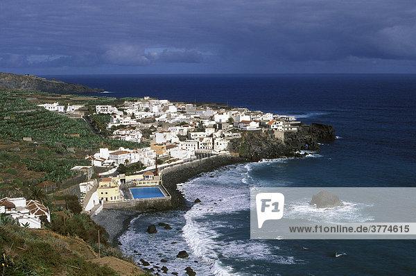 San Juan de la Rambla (Nordküste)  Teneriffa  Kanarische Inseln  Spanien