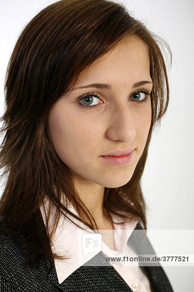 Porträt  junges Mädchen