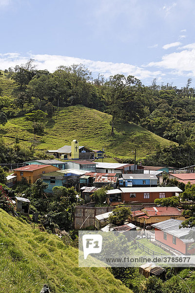 Cartagos  Valle Central  Costa Rica