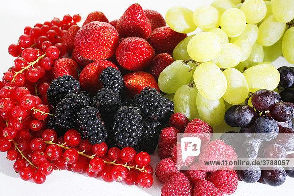 Frischer Früchtemix