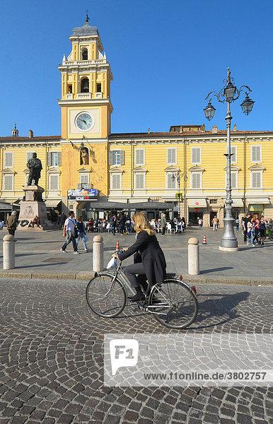 Emilia-Romangna Italien Parma