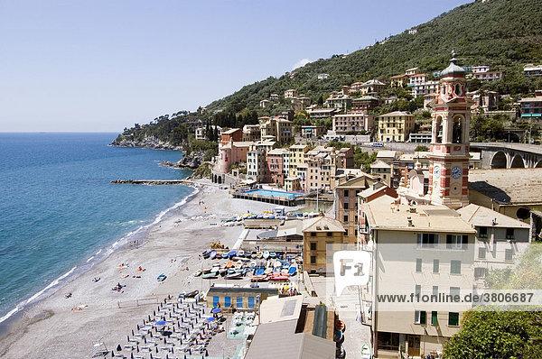 Bogliasco Riviera di Levante Ligurien Italien